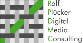Logo Ralf Plücker Digital Media Consulting